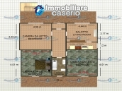 House with a garden divided two apartments for sale Casalbordino, Abruzzo, Italy 55
