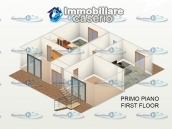 House with a garden divided two apartments for sale Casalbordino, Abruzzo, Italy 56