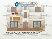 House with a garden divided two apartments for sale Casalbordino, Abruzzo, Italy 57