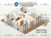 House with a garden divided two apartments for sale Casalbordino, Abruzzo, Italy 58