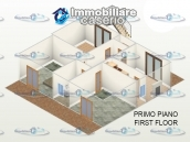 House with a garden divided two apartments for sale Casalbordino, Abruzzo, Italy 60