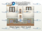 House with a garden divided two apartments for sale Casalbordino, Abruzzo, Italy 61