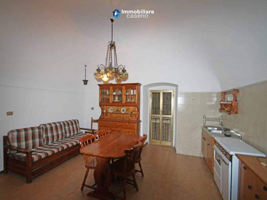Renovated house in the old town for sale Abruzzo, Fresagrandinaria