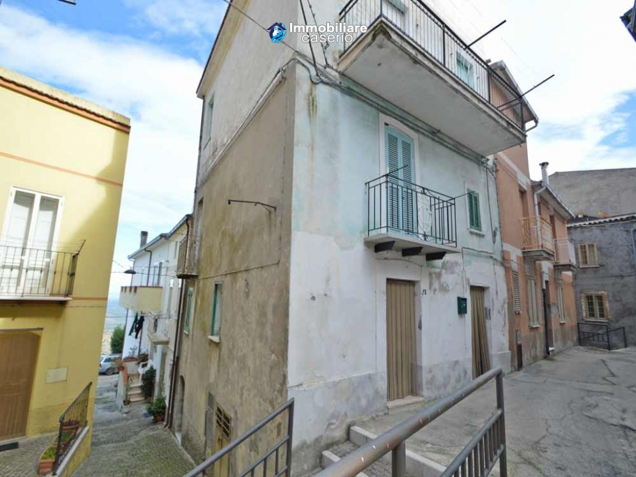 Property with sea view for sale in Molise, Campobasso, Mafalda
