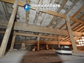 Buying a house in the ancient village of Pollutri with sea view, Abruzzo 19
