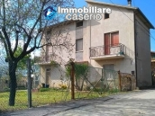 Buy houses with land with visual mountains in Abruzzo, Lanciano 1