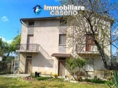 Buy houses with land with visual mountains in Abruzzo, Lanciano 2