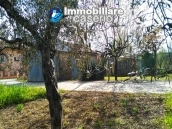 Buy houses with land with visual mountains in Abruzzo, Lanciano 26