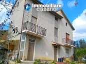 Buy houses with land with visual mountains in Abruzzo, Lanciano 3