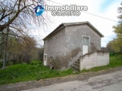 Properties with land with new roof for sale in Abruzzo, Furci 1