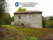 Properties with land with new roof for sale in Abruzzo, Furci 16