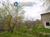 Properties with land with new roof for sale in Abruzzo, Furci 4