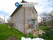 Properties with land with new roof for sale in Abruzzo, Furci 7