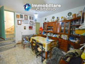House with terrace and garden for sale in Central Italy, Abruzzo, Roccaspinalveti 2