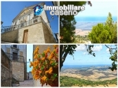 House with ancient stone floors for sale in Abruzzo, village Furci - near the marina 13