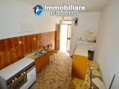 House with ancient stone floors for sale in Abruzzo, village Furci - near the marina 2