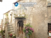 Ancient house of stone and bricks for sale in the heart of San Buono, Abruzzo 1