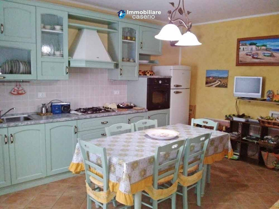House renovated and furnished for sale in Italy, Molise, Petacciato