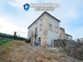 Large old brick farmhouse with land for sale in Vasto, Trabocchi Coast, Abruzzo 1