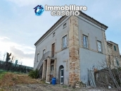 Large old brick farmhouse with land for sale in Vasto, Trabocchi Coast, Abruzzo 2