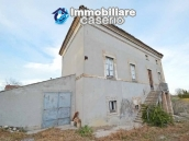 Large old brick farmhouse with land for sale in Vasto, Trabocchi Coast, Abruzzo 3