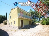 House with cottage and barn for sale in Italy, Molise, Trivento 1