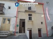 Old house in the ancient village for sale in Italy, ABruzzo, village San Buono 1