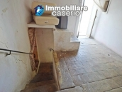 Old house in the ancient village for sale in Italy, ABruzzo, village San Buono 10