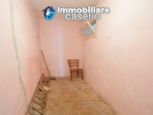 Old house in the ancient village for sale in Italy, ABruzzo, village San Buono 12