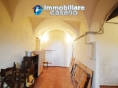 Old house in the ancient village for sale in Italy, ABruzzo, village San Buono 14
