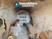 Old house in the ancient village for sale in Italy, ABruzzo, village San Buono 18