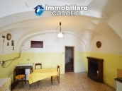Old house in the ancient village for sale in Italy, ABruzzo, village San Buono 2