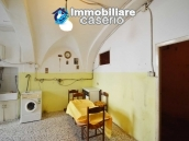 Old house in the ancient village for sale in Italy, ABruzzo, village San Buono 3