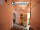 Old house in the ancient village for sale in Italy, ABruzzo, village San Buono 4