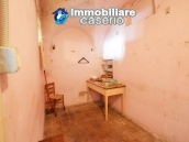 Old house in the ancient village for sale in Italy, ABruzzo, village San Buono 5
