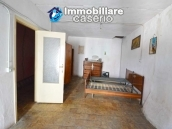 Old house in the ancient village for sale in Italy, ABruzzo, village San Buono 7