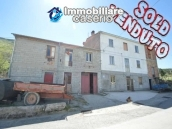 Spacious house with garage and garden for sale in Italy, Abruzzo, Roccaspinalveti 1