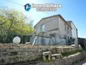 Spacious house with garage and garden for sale in Italy, Abruzzo, Roccaspinalveti 2