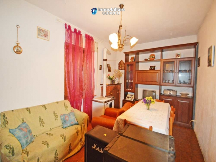 House with garden and 2 bedrooms for sale in Liscia, Chieti, Abruzzo