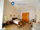 Ancient stone house with garage for sale in Molise region, village Palata 11