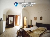 Ancient stone house with garage for sale in Molise region, village Palata 12