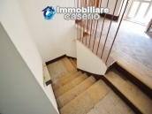 Ancient stone house with garage for sale in Molise region, village Palata 14