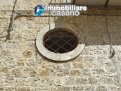 Ancient stone house with garage for sale in Molise region, village Palata 3