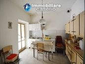 Ancient stone house with garage for sale in Molise region, village Palata 4