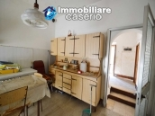 Ancient stone house with garage for sale in Molise region, village Palata 5