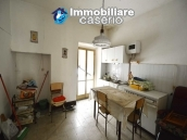 Ancient stone house with garage for sale in Molise region, village Palata 6