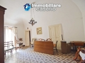 Ancient stone house with garage for sale in Molise region, village Palata 7
