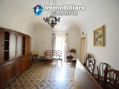 Ancient stone house with garage for sale in Molise region, village Palata 8