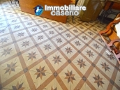Ancient stone house with garage for sale in Molise region, village Palata 9