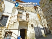 House to be restored with mountain and the sea views for sale in Italy, Molise 1